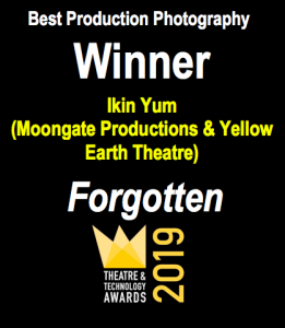 Best Production Photography Winner 2019 Social Media